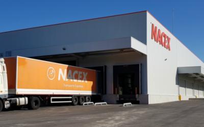 Novo centro de distribuição da NACEX situado em Vila Nova de Gaia