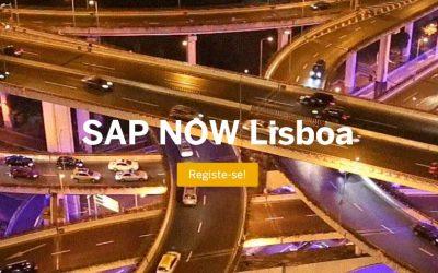 SAP NOW Lisboa 2019 ocorrerá no Centro de Congressos do Estoril