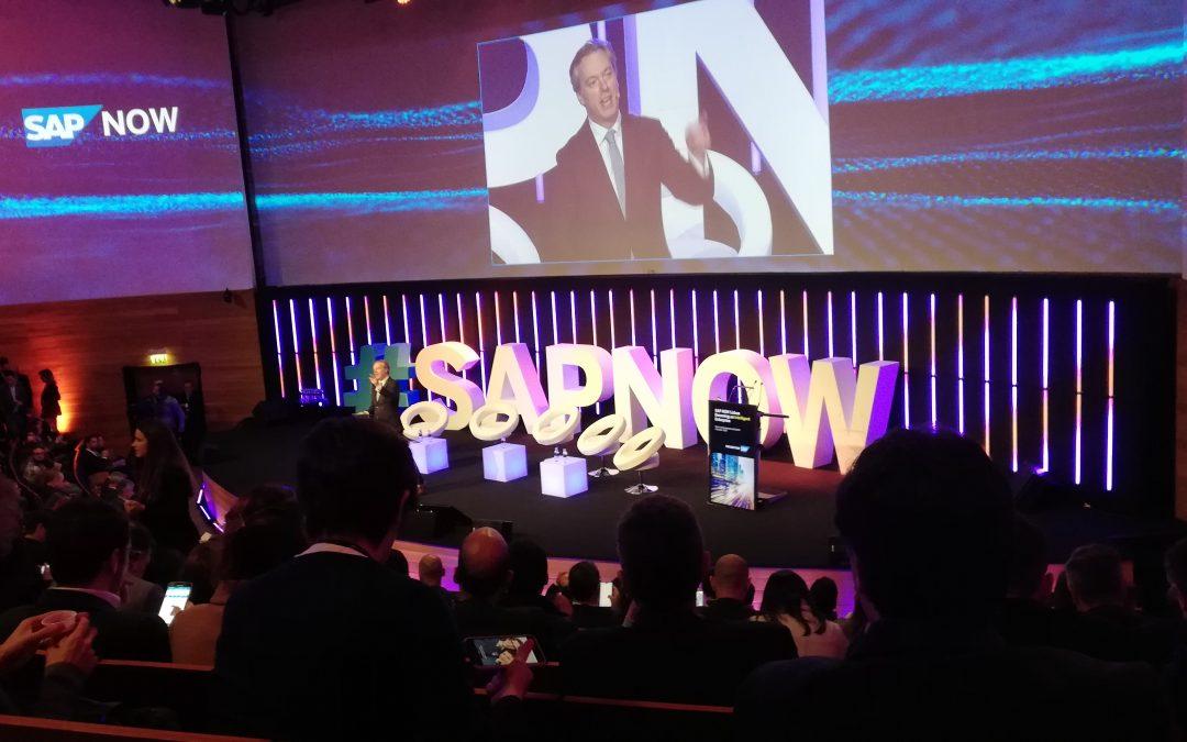 SAP NOW 2019: rumo às empresas inteligentes
