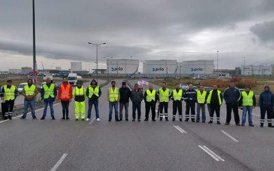 ANTRAM responde à greve dos motoristas de matérias perigosas