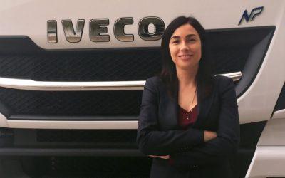 Sandra Resende é a nova directora da IVECO em Portugal