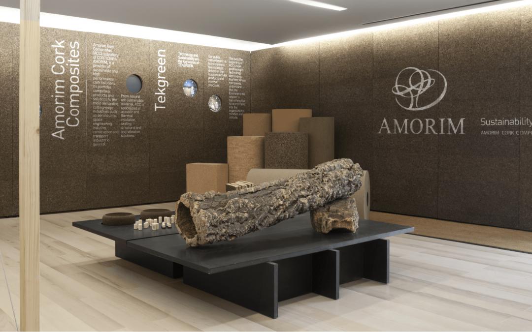 Amorim Cork Composites distinguida pelo Kaizen Institute