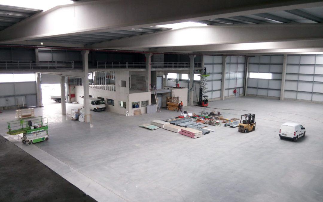 Moviflor investe quatro milhões de euros na logística