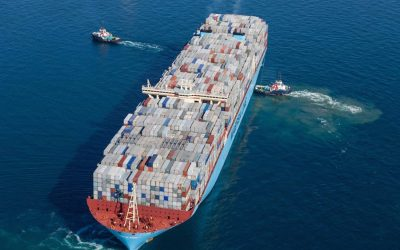 Maersk investe na Traxens