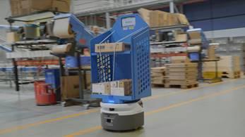 Representação da Fetch Robotics pela Sisint