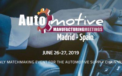 AFIA e AEP apoiam empresas portuguesas nos Automotive Meetings Madrid