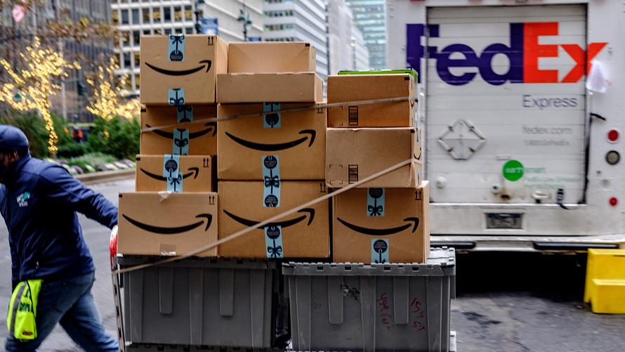 Amazon perde contrato com a FedEx Express