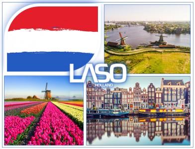 LASO Transportes chega à Holanda
