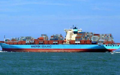Transporte neutro em carbono é o novo serviço da Maersk