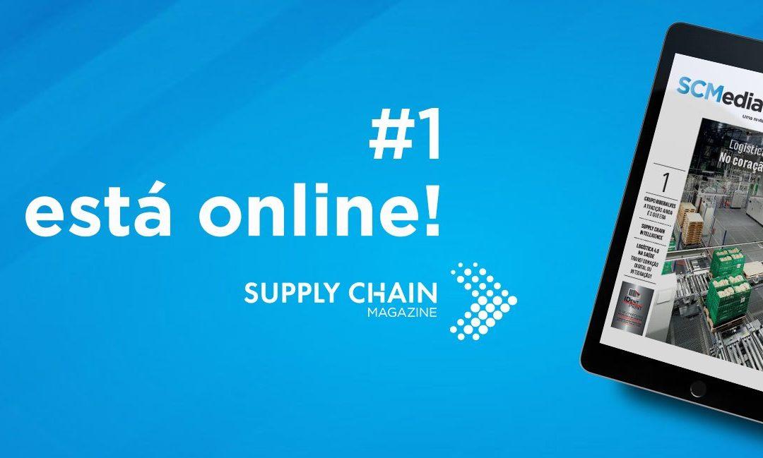 SCMedia News #1: a revista da Supply Chain Magazine!