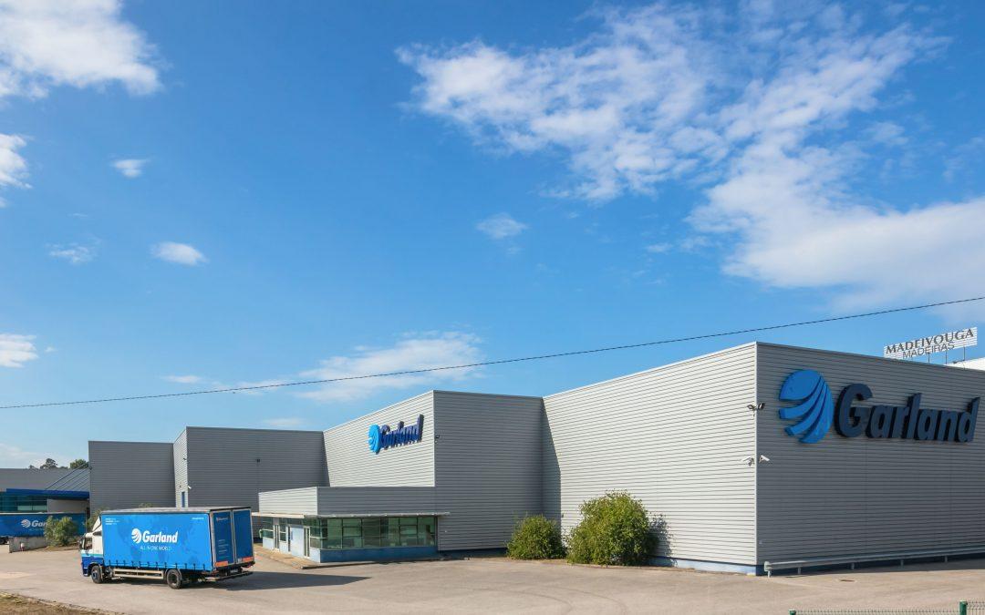 Garland expande actividade em Aveiro com novo centro logístico