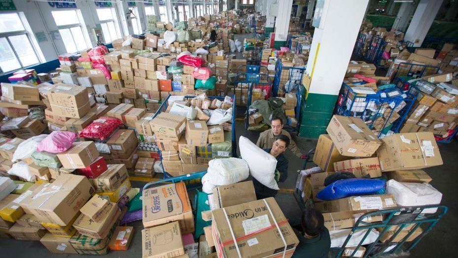 E-commerce e logística da China assustam gigantes