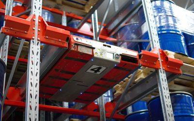 Döhler aposta em sistema de armazenamento de alta densidade em frio
