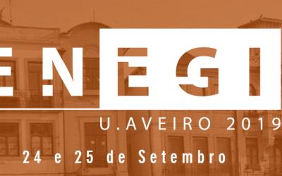 Universidade de Aveiro recebe ENEGI 2019