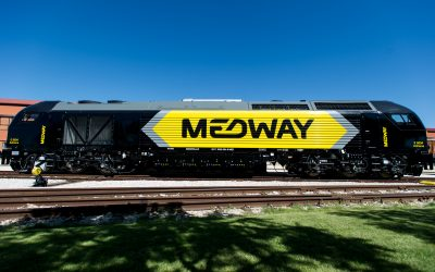 Medway integra-se na rede Octupus Freight Network