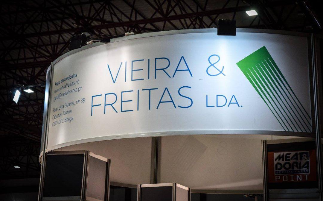 Nova plataforma de compras online da Vieira & Freitas