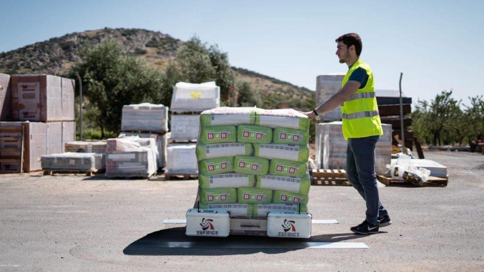 Zefrict: a solução inovadora de transporte de cargas pesadas