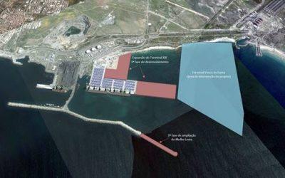 Ampliação do Terminal XXI com investimento de 547 milhões de euros
