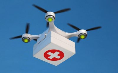 APP Advanced Products apresenta solução de entrega de medicamentos através de drones
