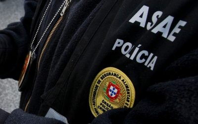 ASAE apreende produtos têxteis contrafeitos em viaturas de distribuição