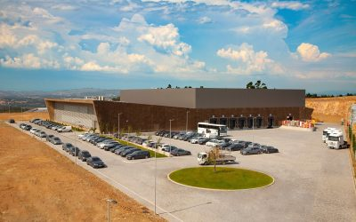Olicargo amplia instalações com investimento de 4,5 milhões de euros