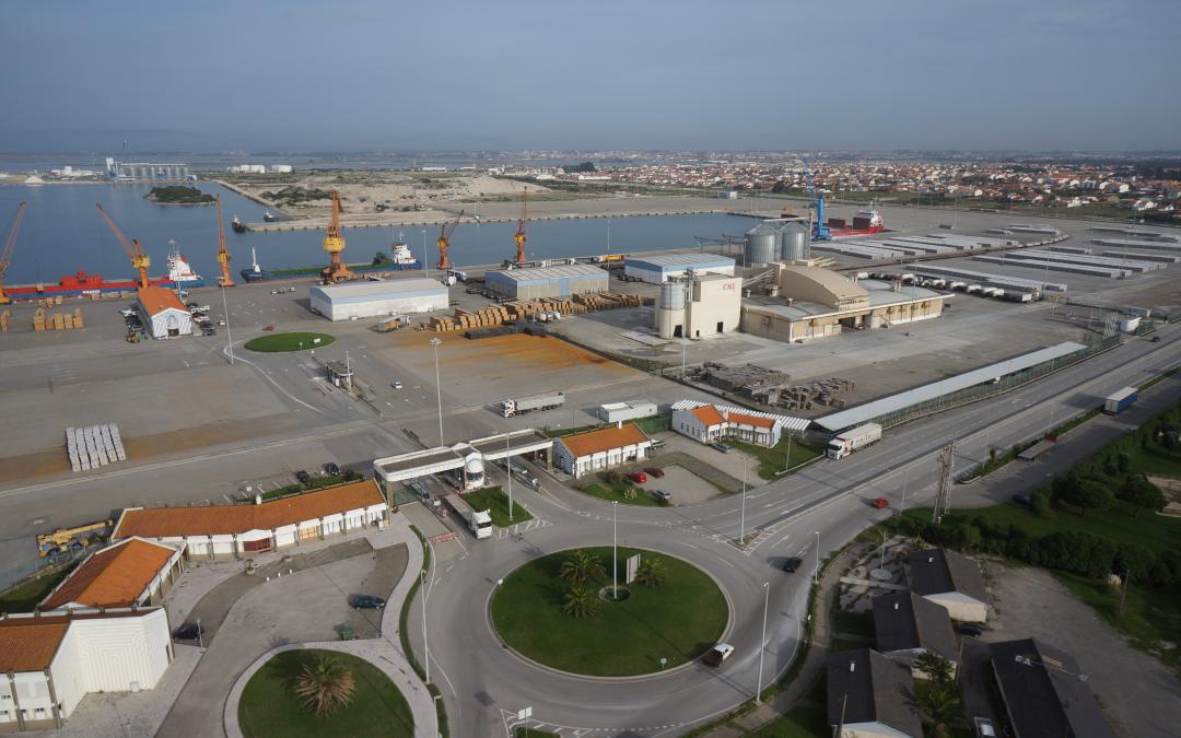 Porto de Aveiro regista o melhor primeiro semestre de sempre