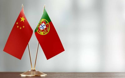 Exportações de Portugal para a China atingem quase mil milhões de euros
