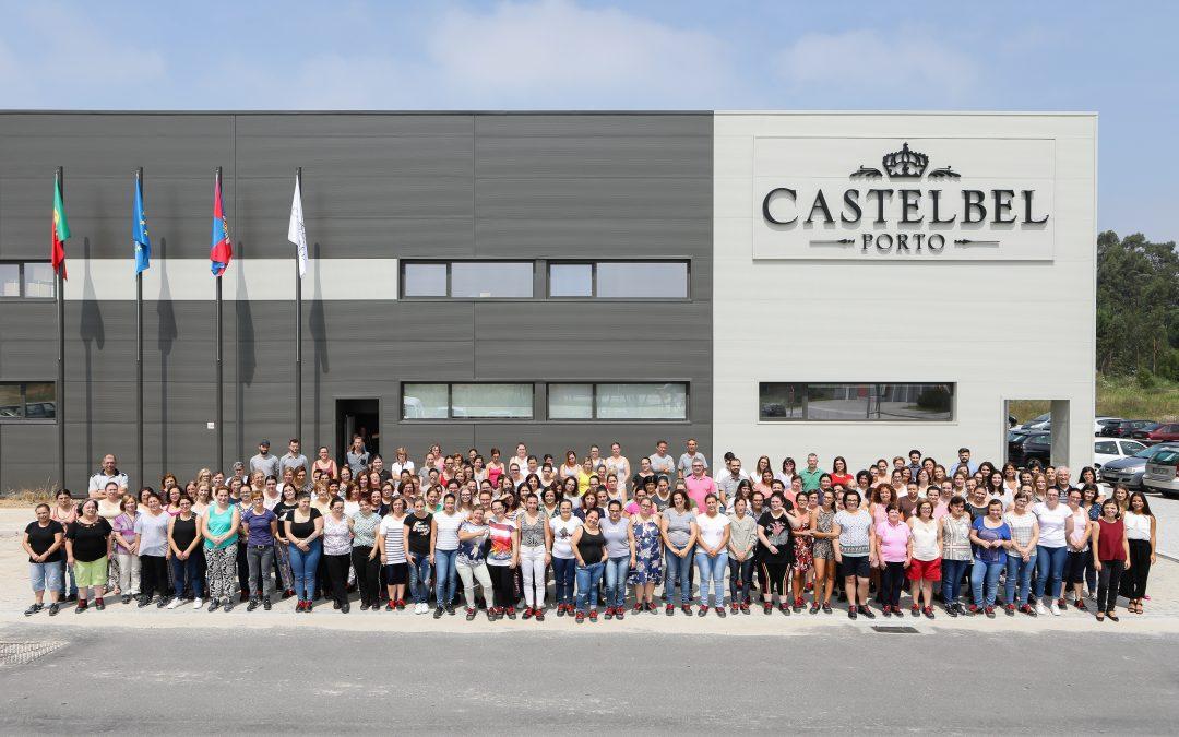 Castelbel aumenta produção e reforça investimento na logística