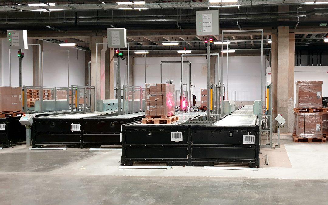 Ikea implementa solução Jungheinrich em novo centro de distribuição na Rússia