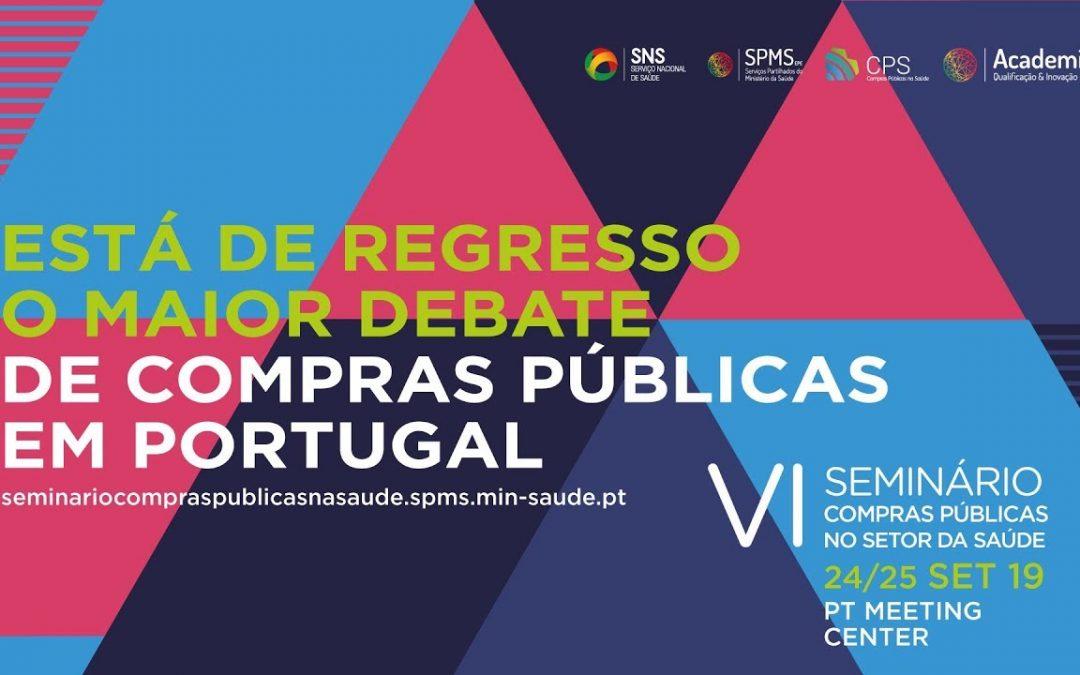 VI Seminário de Compras Públicas na Saúde já tem data marcada