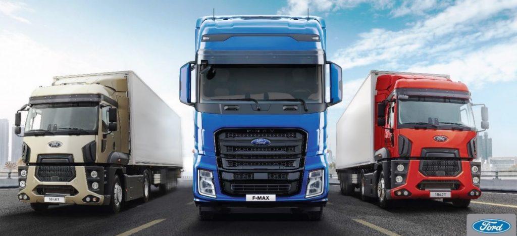 Ford Trucks chega a Portugal e lança-se no mercado europeu