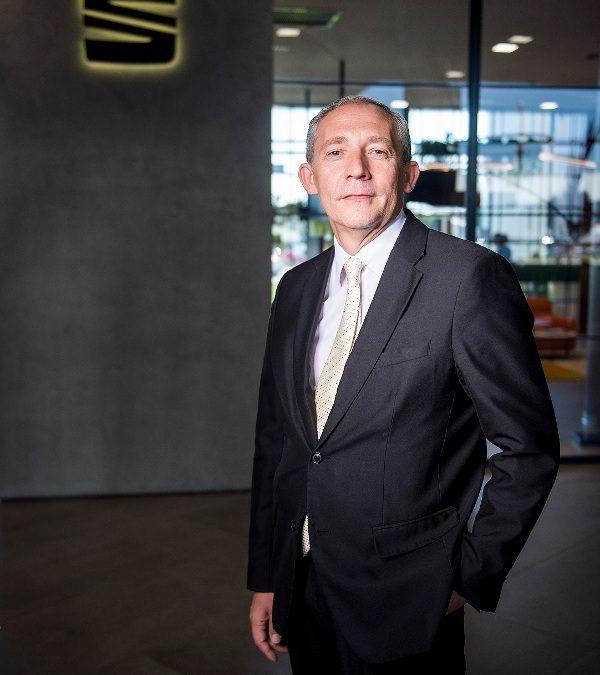 SEAT nomeia novo vice-presidente executivo de compras