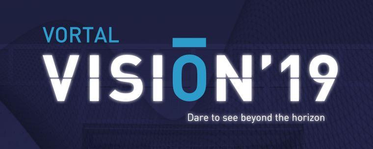 Lançamento da nova plataforma Vortal VISION'19