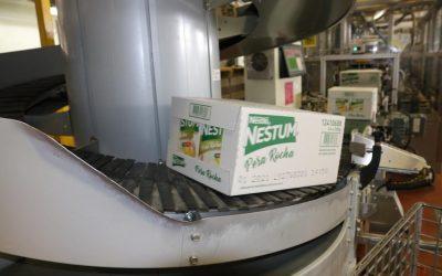 Nestlé compra 40 toneladas de pêra rocha para Nestum