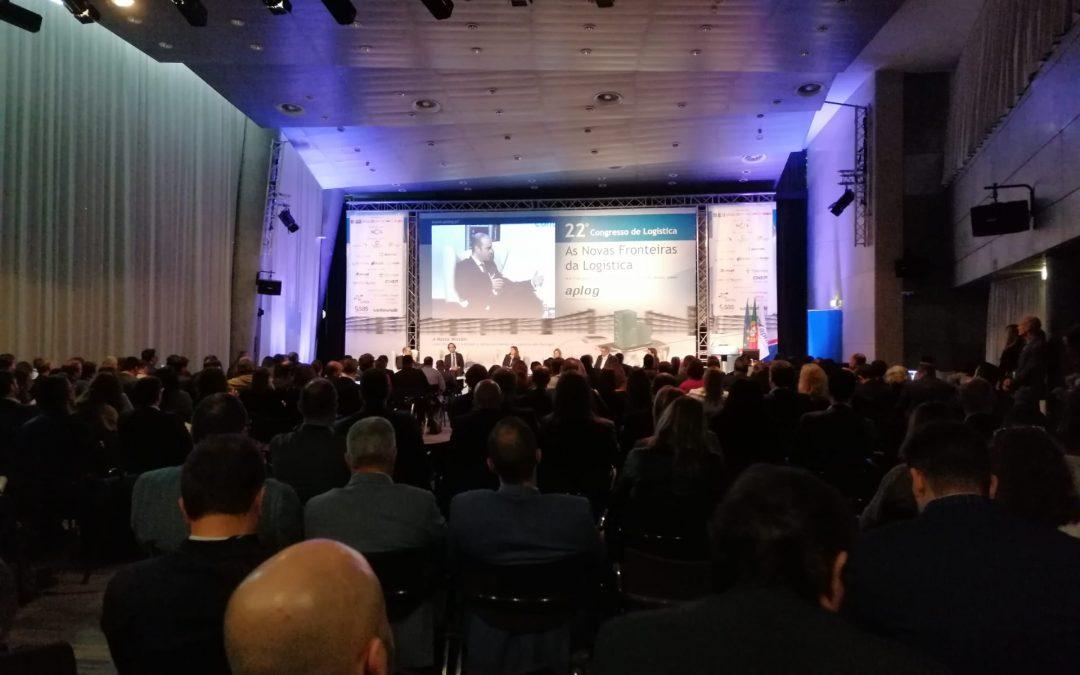 'As Novas Fronteiras da Logística' em debate no 22.º Congresso da APLOG