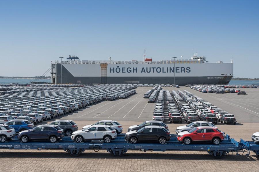 Produção automóvel bate recorde em 2019