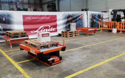 Linde Material Handling Ibérica cria parceria com a Active Space