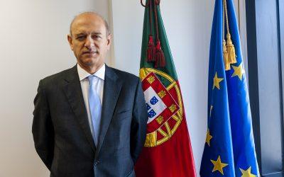 Alberto Souto assume a tutela dos portos portugueses