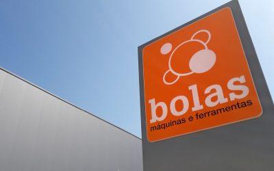 Inaugurado centro logístico da Bolas SA em Évora