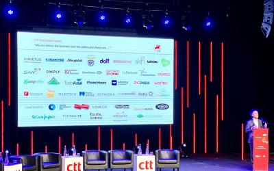 Correios de Portugal apresenta resultados e soluções no CTT e-Commerce Day