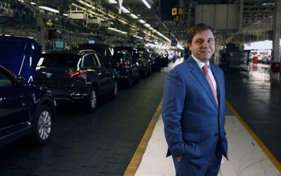 """Rangel e Autoeuropa estabelecem acordo """"histórico"""""""