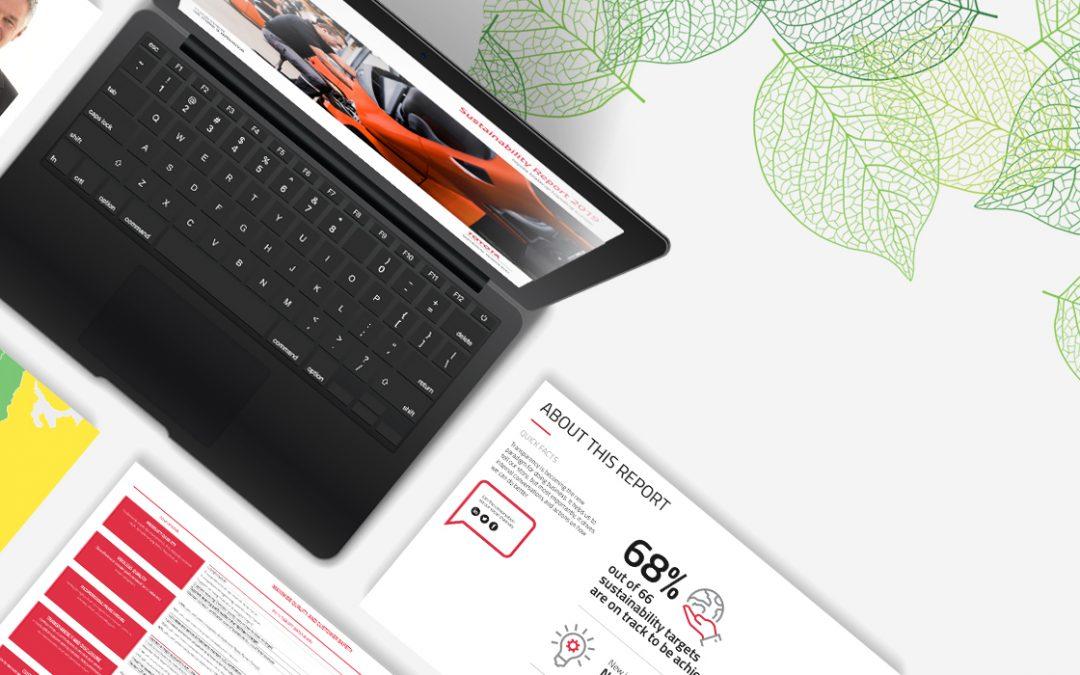 Toyota Material Handling Europe lança novo relatório de sustentabilidade