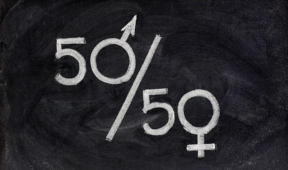 Gap salarial entre homens e mulheres mantém-se