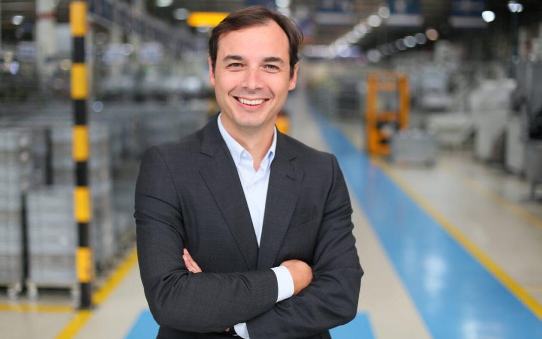 António Conde é o novo CEO da Consoveyo