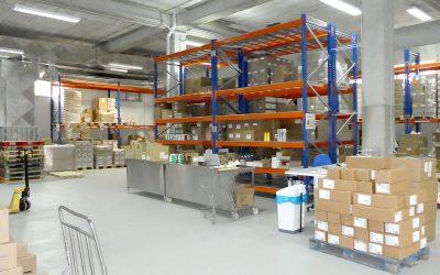 CHUC investe 500 mil euros em armazém central de medicamentos