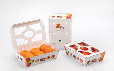 DS Smith lança nova linha de embalagens para o sector horto-frutícola