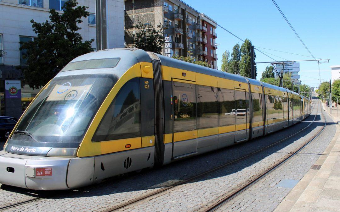 Metro do Porto adquire 18 novas composições por 49,6 milhões de euros