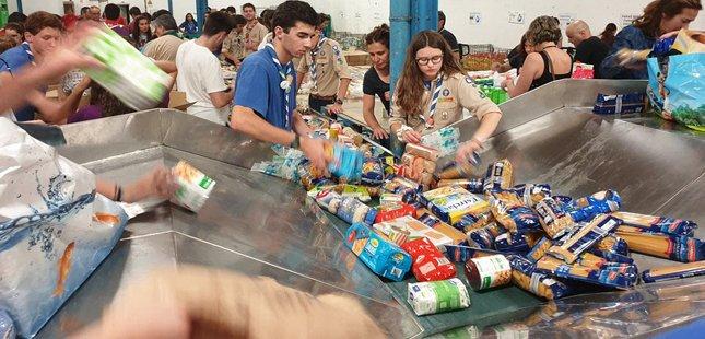 Banco Alimentar recolhe mais de 2 mil toneladas de alimentos