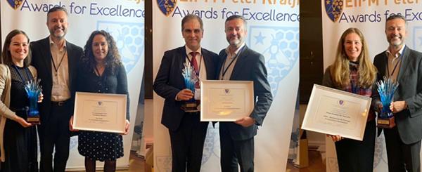 Empresas portuguesas reconhecidas nos 'EIPM Peter Kraljic Awards'