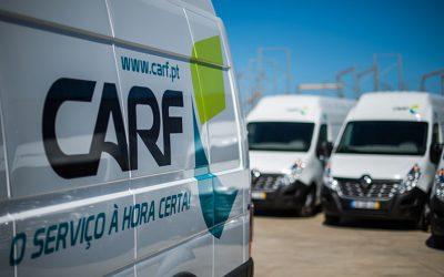 CARF tem novo serviço bi-diário